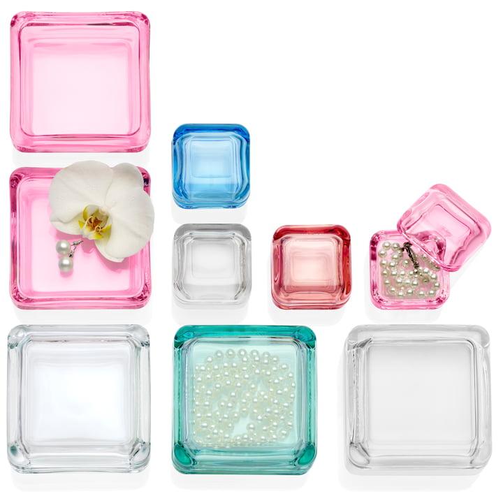 Iittala Vitriini boxes - group for women
