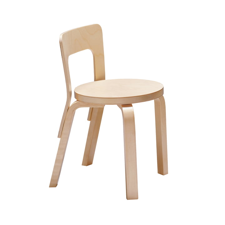Artek - Children's Chair N65 natural