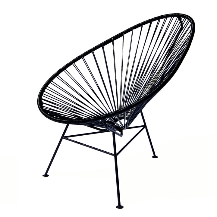 OK Design - The Acapulco Chair, black