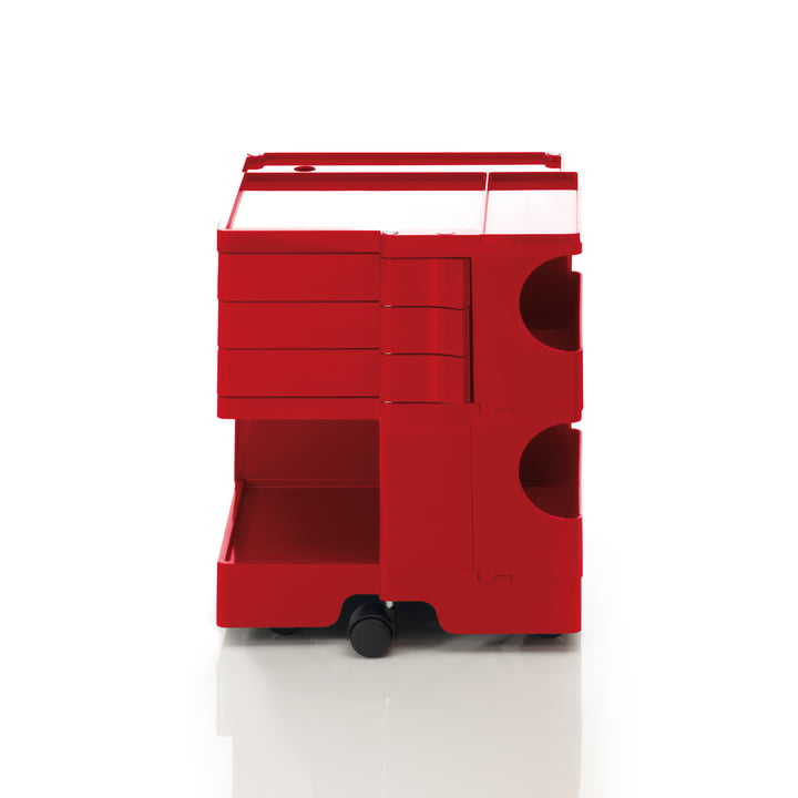 B-Line - Trolley 2/3, red