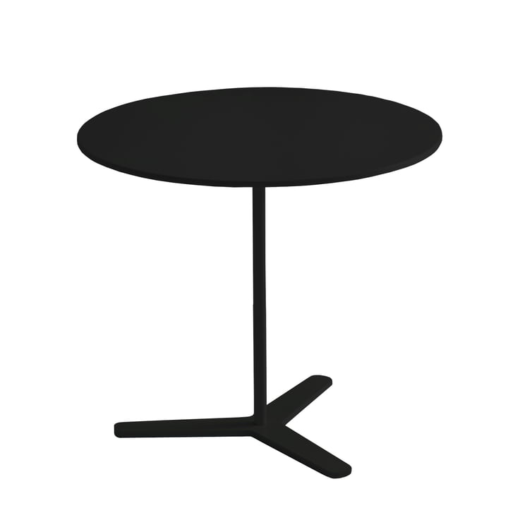 Tre side table Ø 45 x H 42 cm from Mox in black