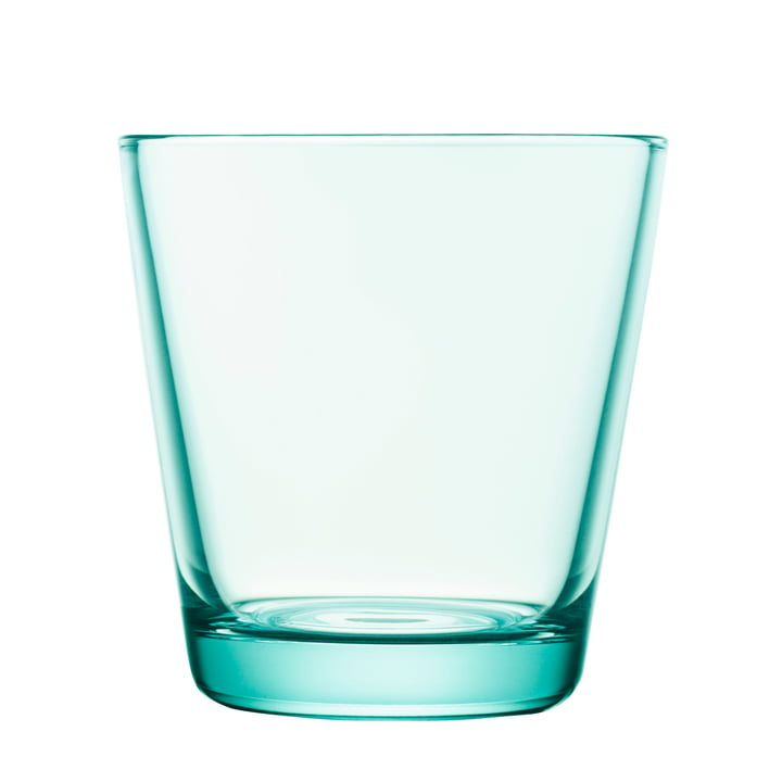 Iittala - Drinking Kartio glass 21 cl, water green