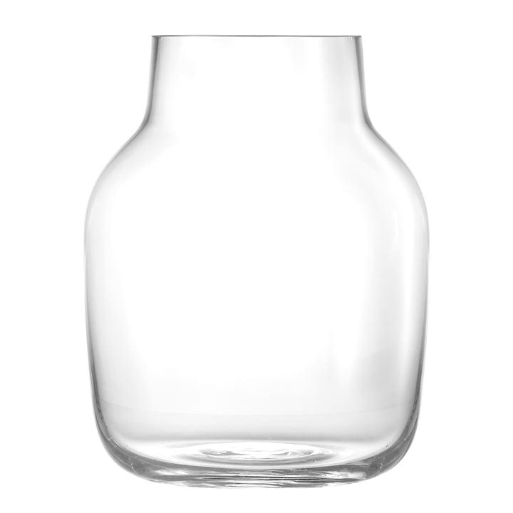 Muuto - Silent Vase, clear large