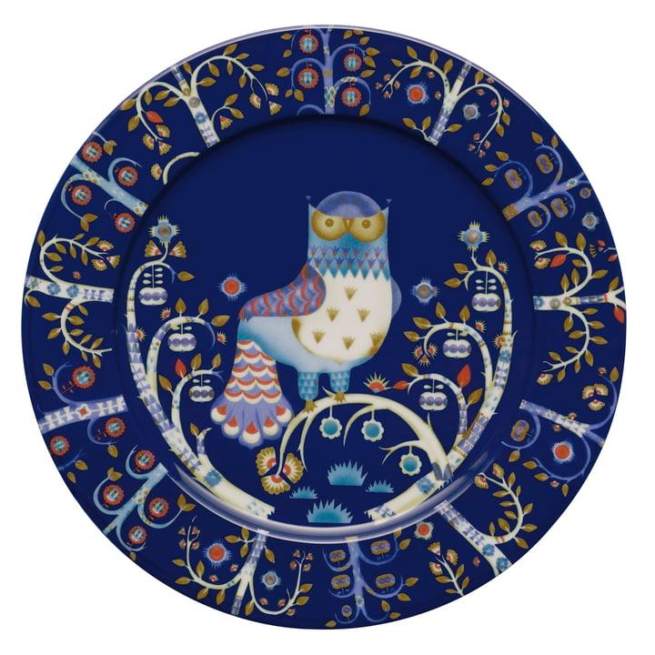 Iittala - Taika - blue - flat plate, Ø 30 cm