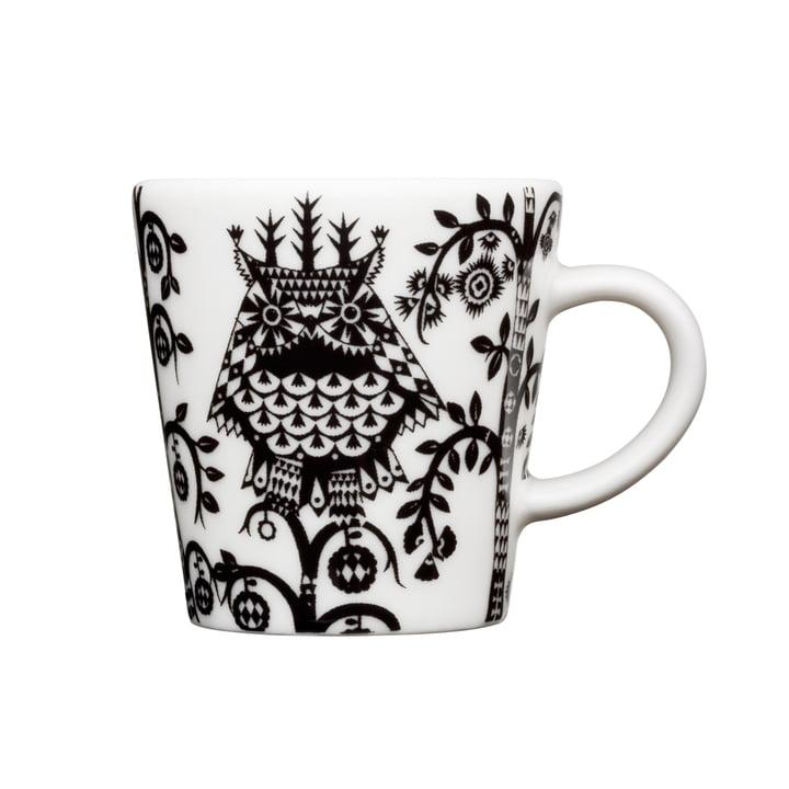 Iittala - Taika - black - espresso cup, 0.1 l