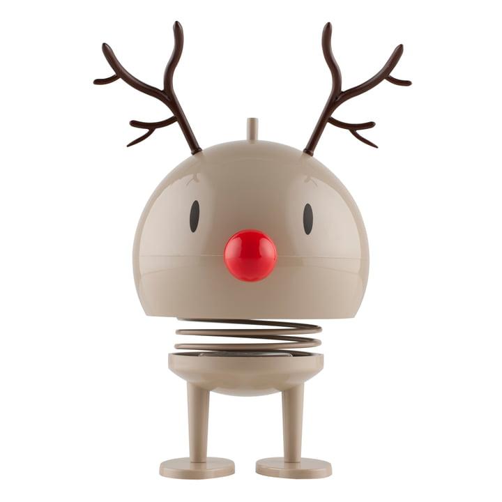 Hoptimist - Reindeer Bumble Rudolph, large