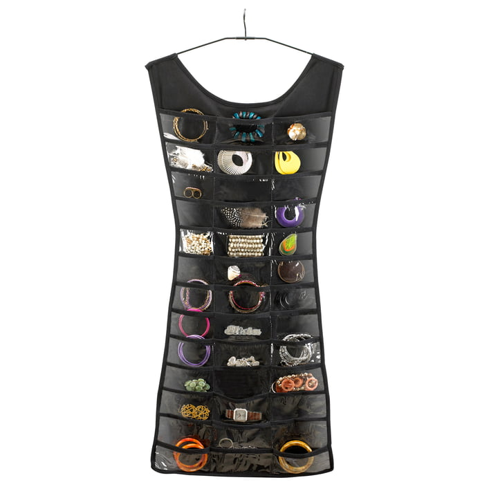 Umbra - Little Black Dress - jewellery - front