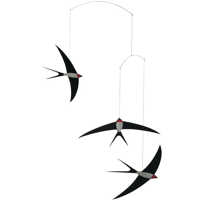 Swallows Mobile from Flensted Mobiles
