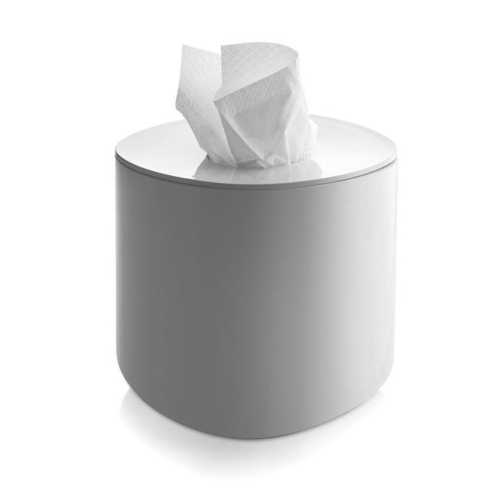 Alessi - Birillo Tissue Box PL15 W, white