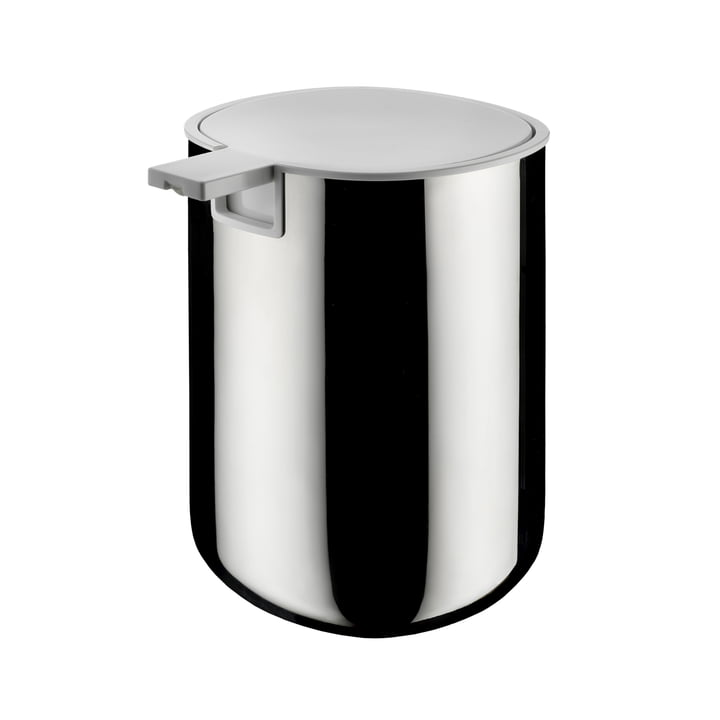 Alessi - Birillo Soap Dispenser PL05 DG, stainless steel