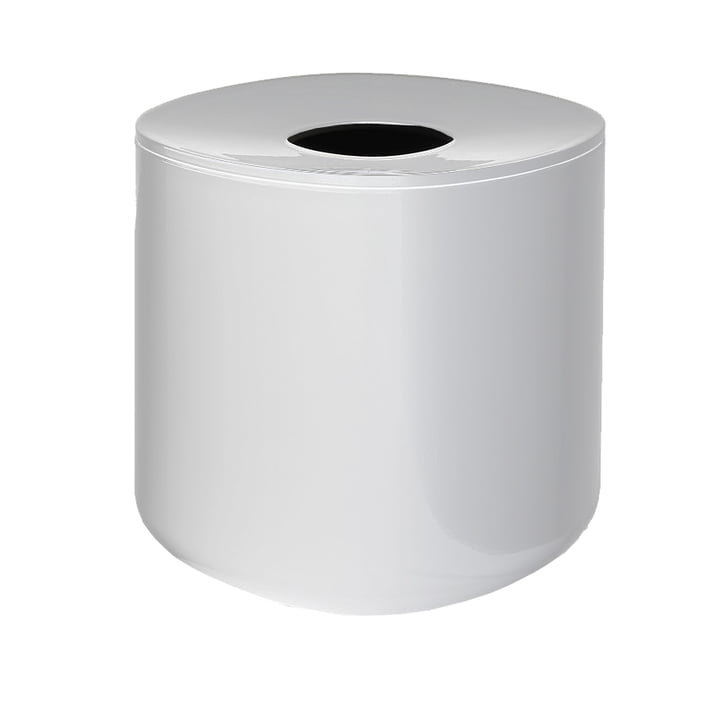 Alessi - Birillo Tissue Box PL15 W, white