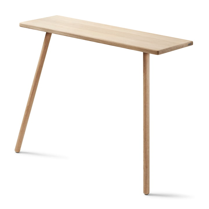 Georg console table by Skagerak made of oak wood