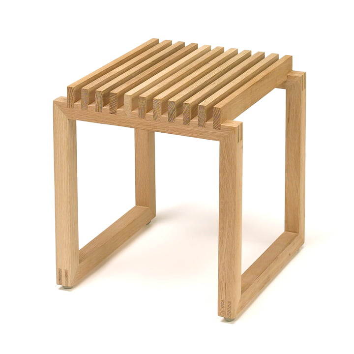 Skagerak - Cutter Stool, oak