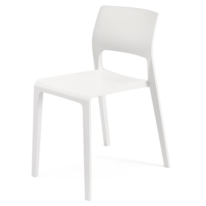 Arper - Juno chair 3600, white