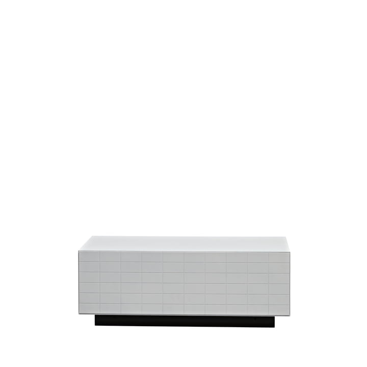 Casamania - Toshi Sideboard, Cabinet 1, socket, white