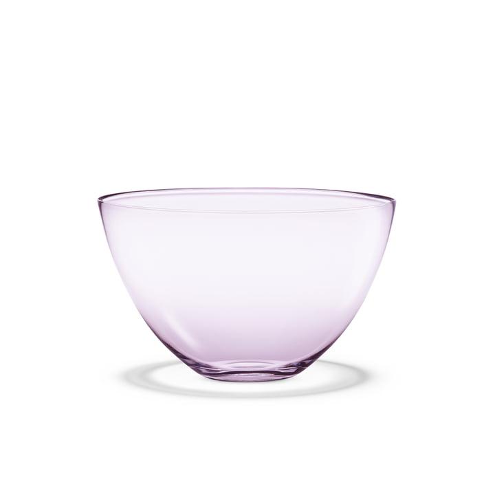 Holmegaard - Cocoon Bowl, 15 cm, fuchsia