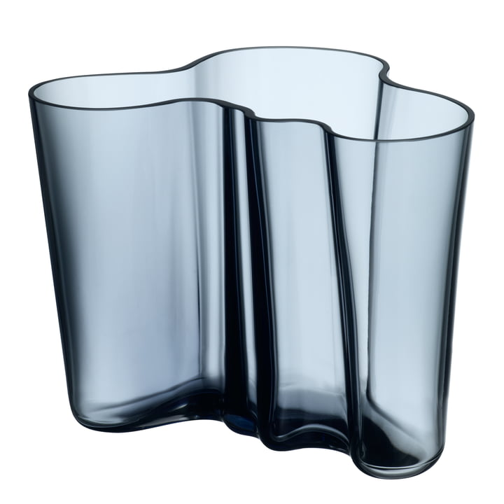 Iittala - Aalto Vase Savoy, rain 160 mm