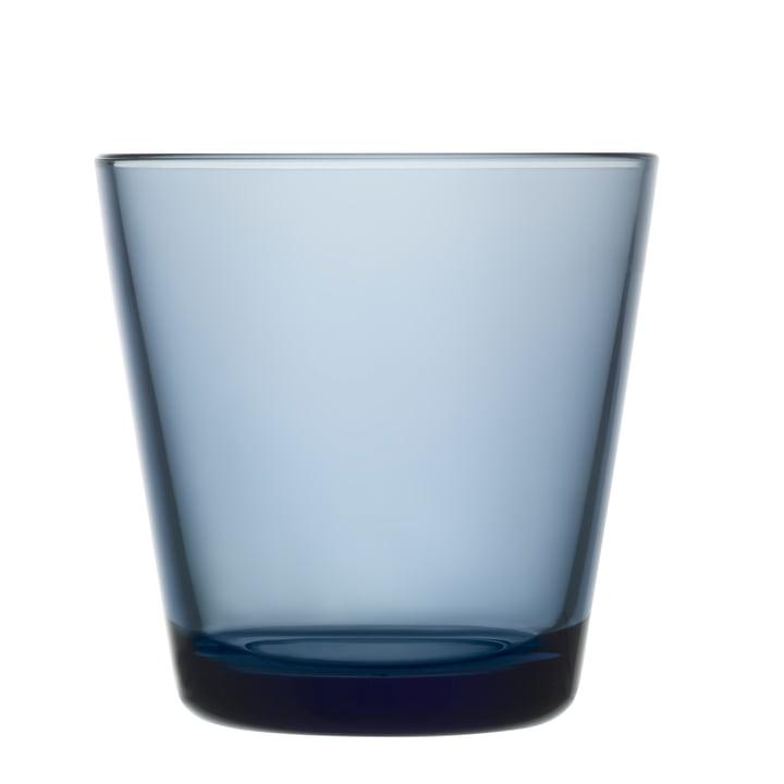 Iittala - Drinking Kartio glass 21 cl, rain blue
