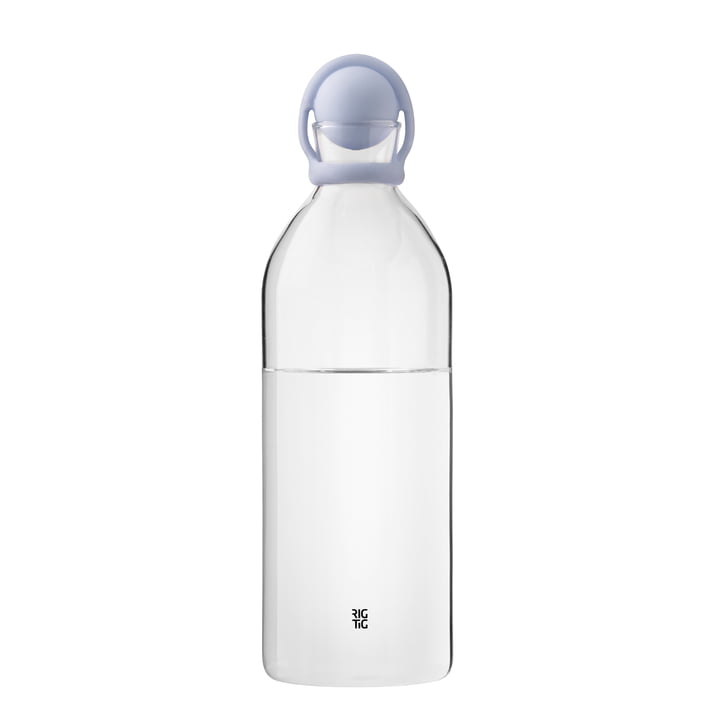 Rig-Tig by Stelton - Cool-It water carafe, blue - with water