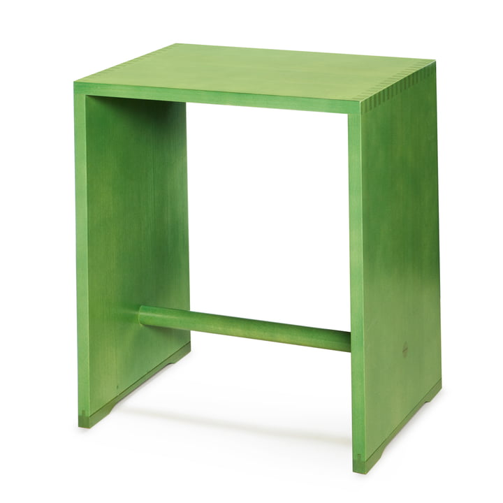 wb form - Ulmer Stool, apple green