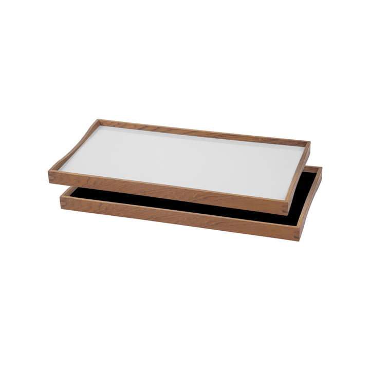 ArchitectMade - Turning Tray, 23 x 45, white