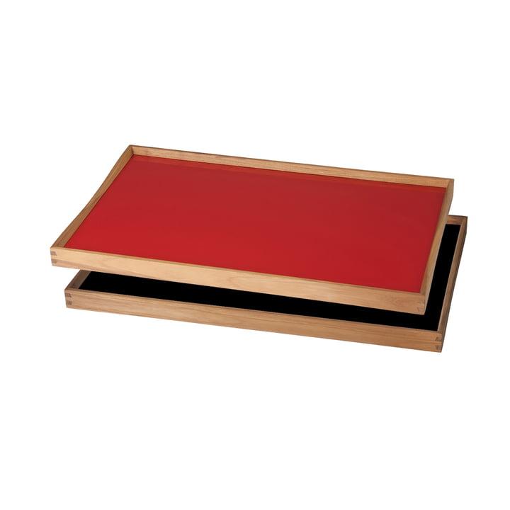 ArchitectMade - Turning Tray, 30 x 48, red