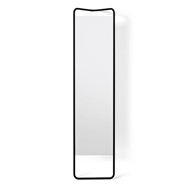 Menu - Kaschkasch floor mirror, black