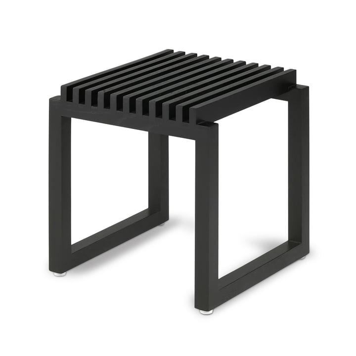 Skagerak - Cutter Wooden stool, black