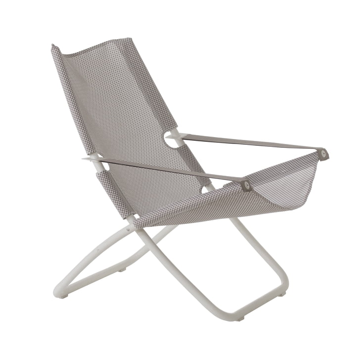 Emu - Snooze lounger, matte white