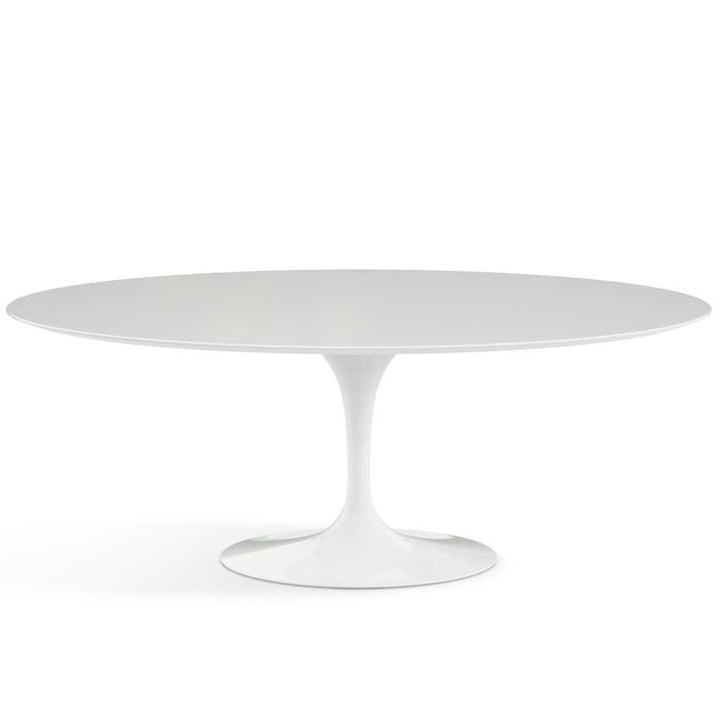Knoll - Saarinen Tulip Dining Table, oval