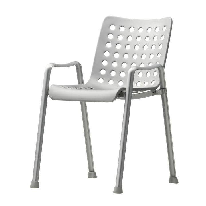Vitra - Landi Chair, Aluminium eloxadized 75 x 75 cm