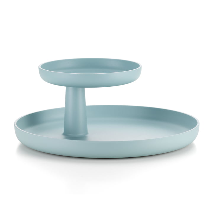 Vitra - Rotary Tray, ice-grey