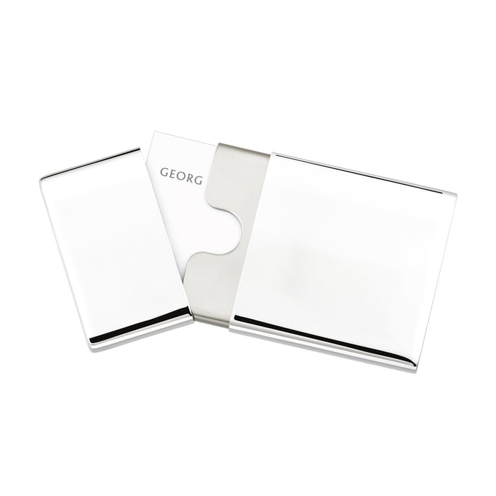 Georg Jensen - To Go Business Cards Holder