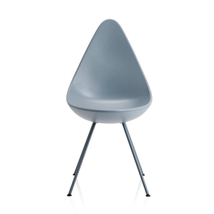 Fritz Hansen - Drop Chair, storm blue