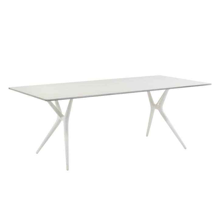 Kartell - Spoon Table, white