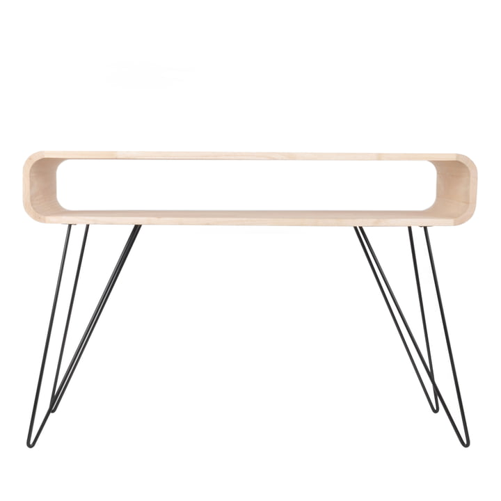 XLBoom - Metro Sofa Table, timber