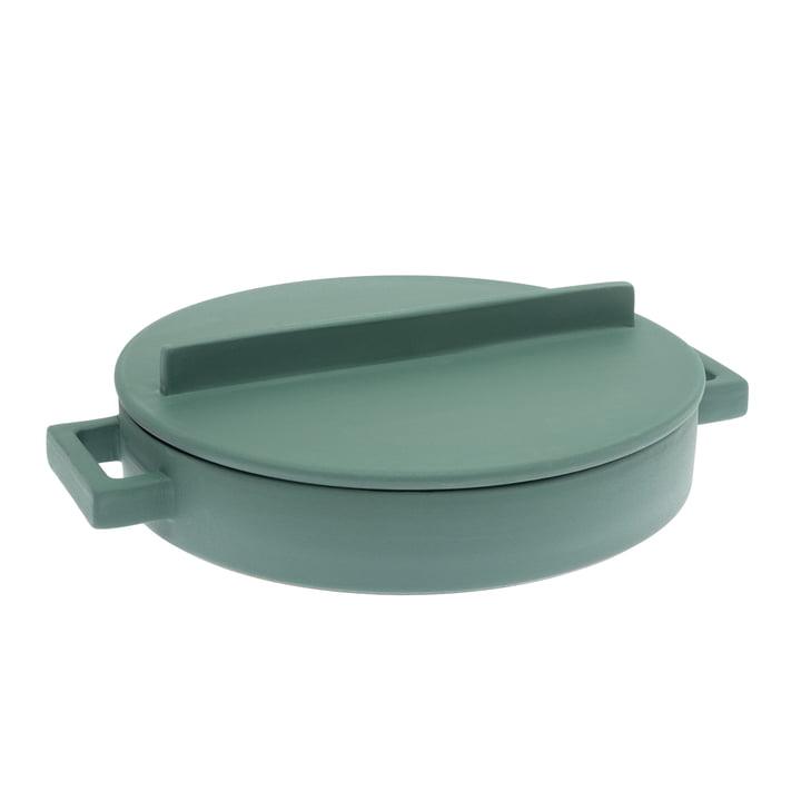 Sambonet - Terra.Cotto frying pan Ø 28.5 cm, mint