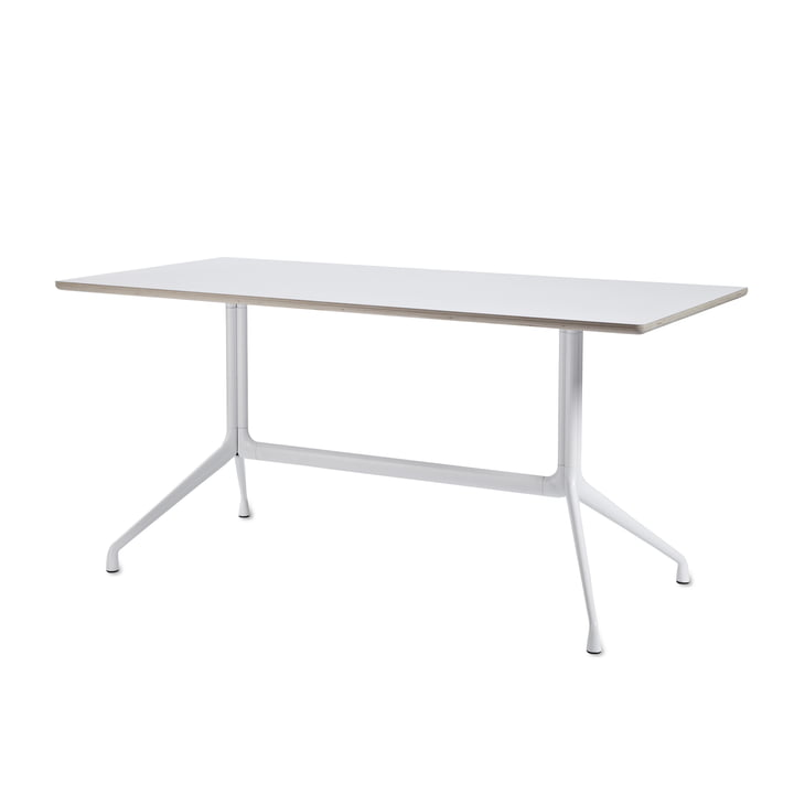 Hay - About A Table AAT 10 Dining Table, white