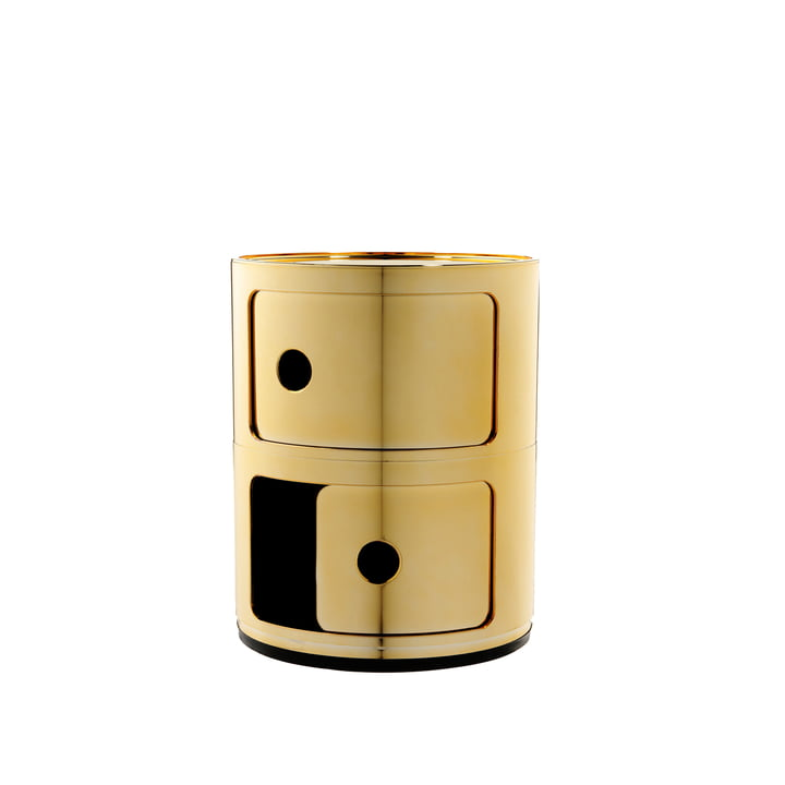 Kartell - Componibili 5966, gold
