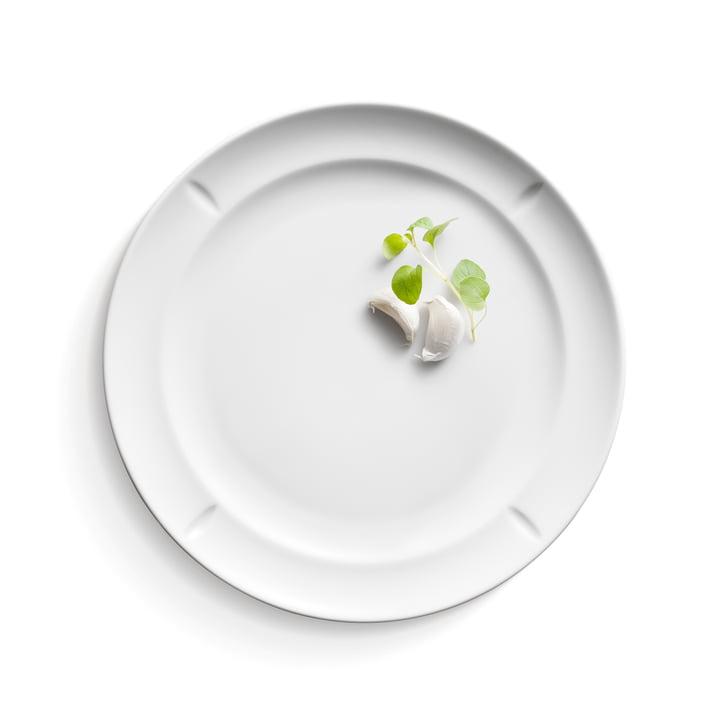Rosendahl - Grand Cru Soft plate, 23 cm, white