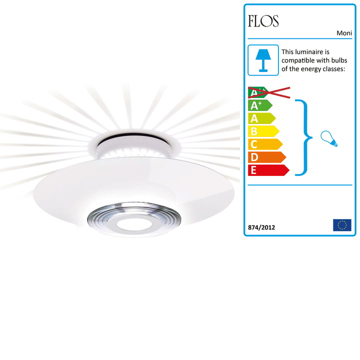 Flos - Moni 1 ceiling lamp