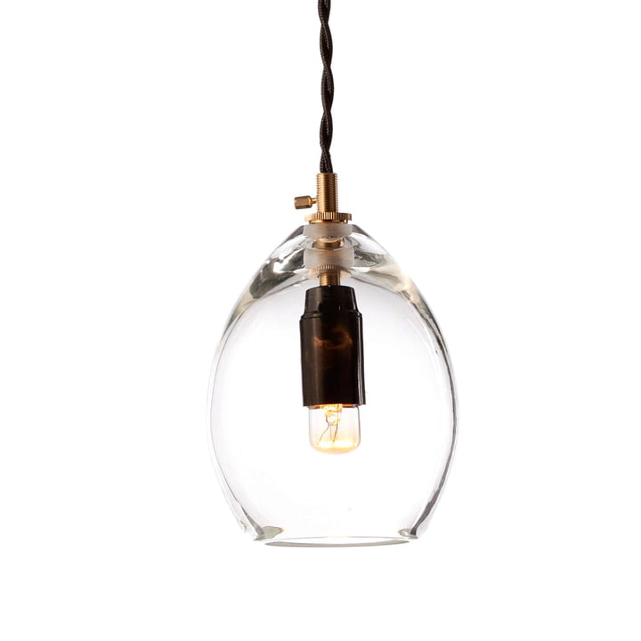 The Northern - Unika pendant luminaire in small, transparent