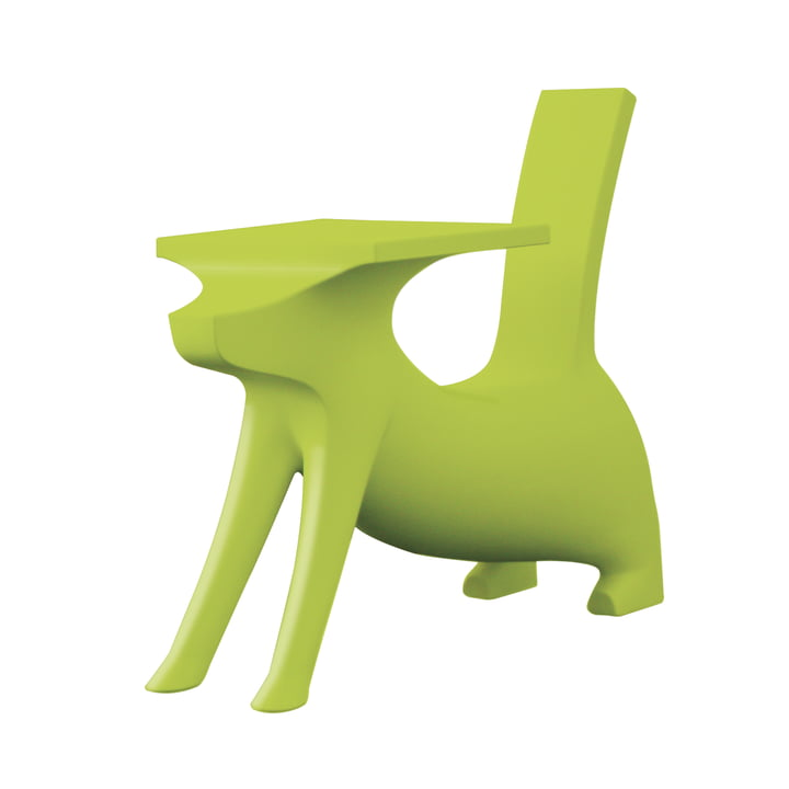 Magis Me Too - Le Chien Savant Chair / Desk for Children, green