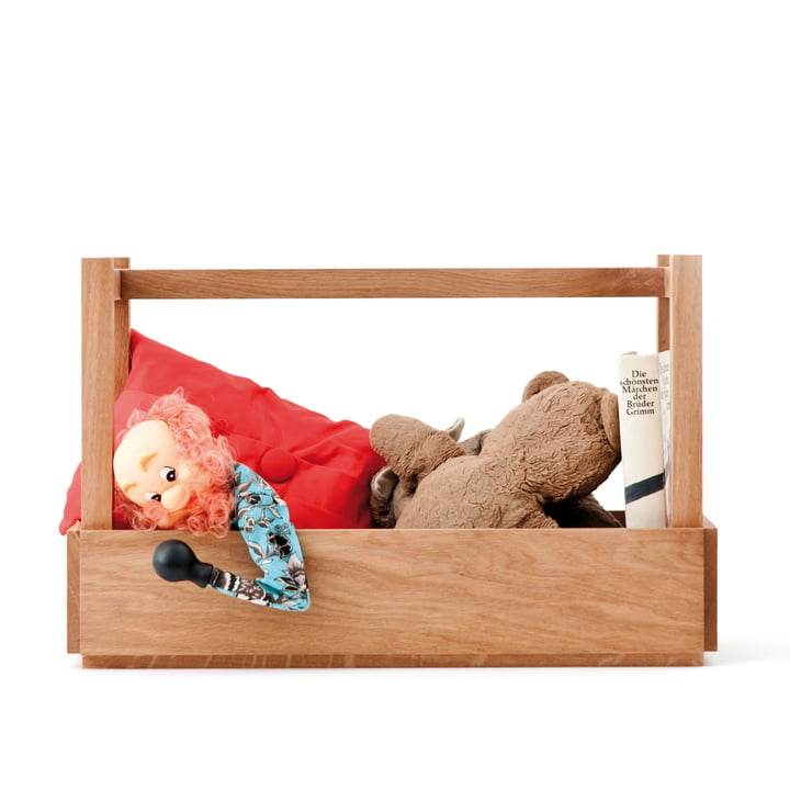 Design im Dorf - Bench and more, oak - cuddly toys