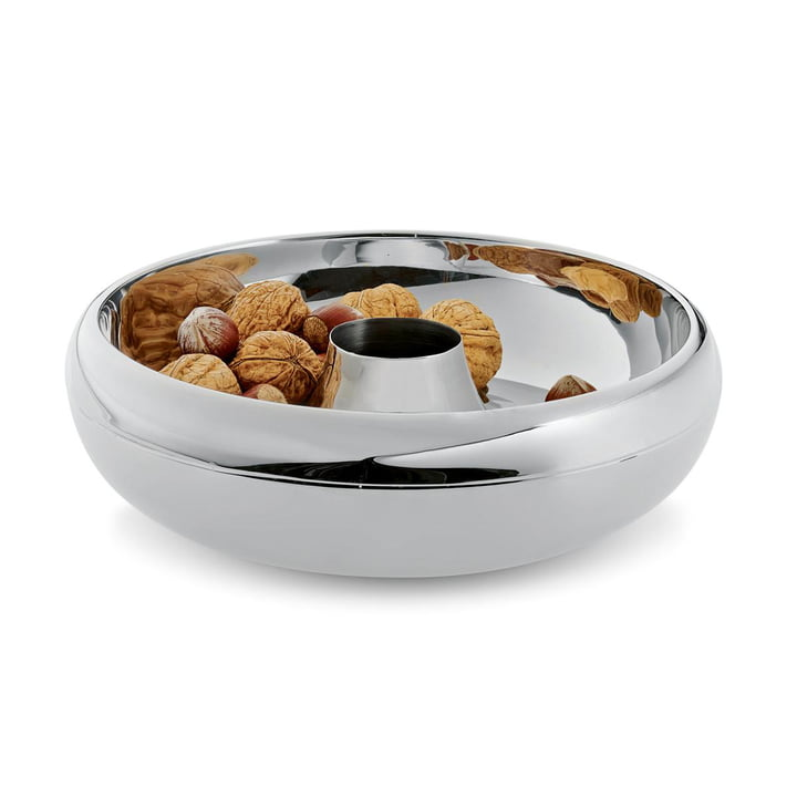 Philippi - Cascara nuts bowl with depot - with nuts