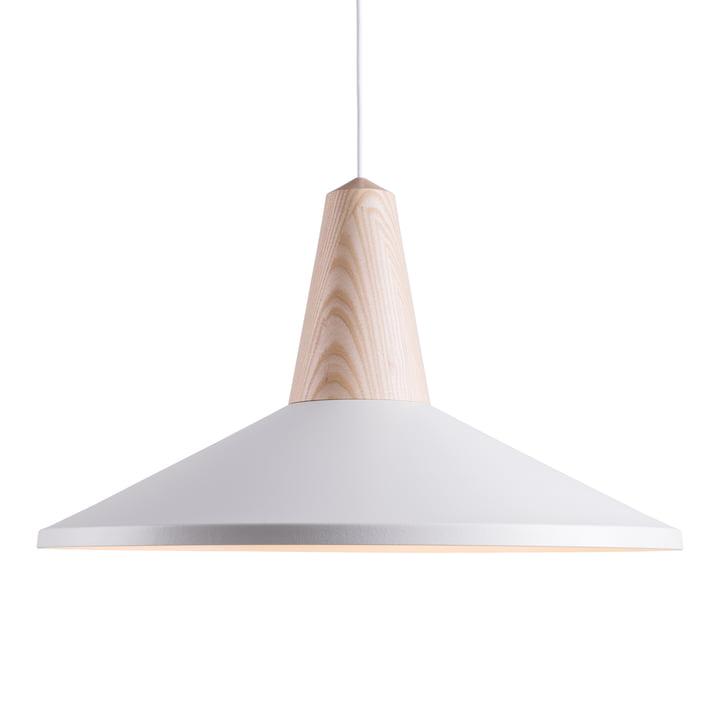 Schneid - Eikon Shell pendant lamp, white