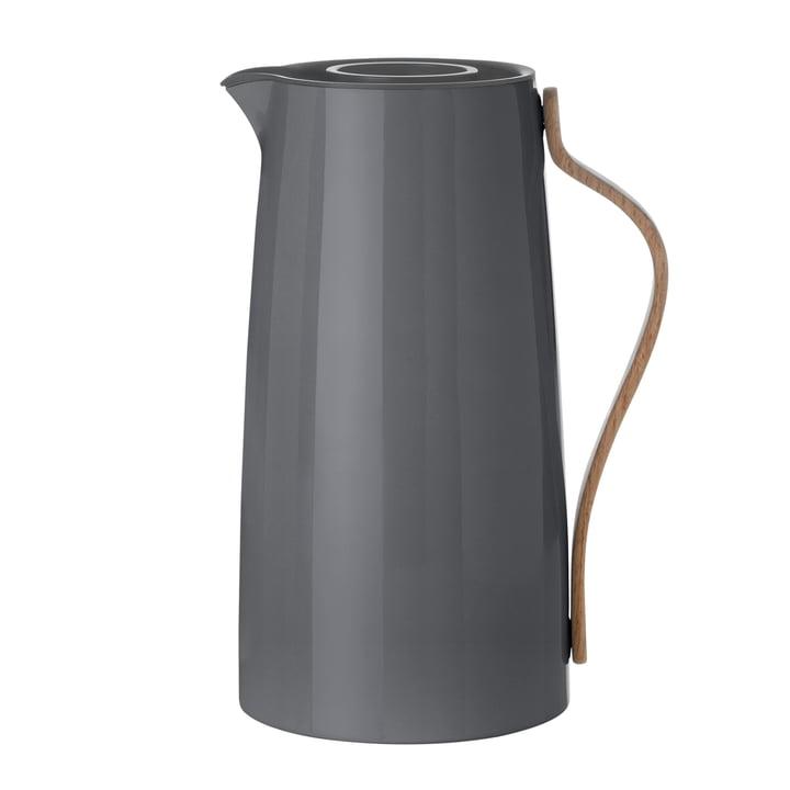 Stelton - Emma coffee vacuum jug, 1. 2 l, grey