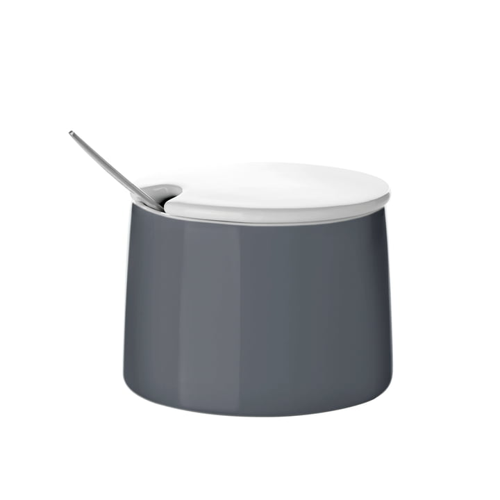 Stelton - Emma Sugar Bowl, 0.2 l, grey