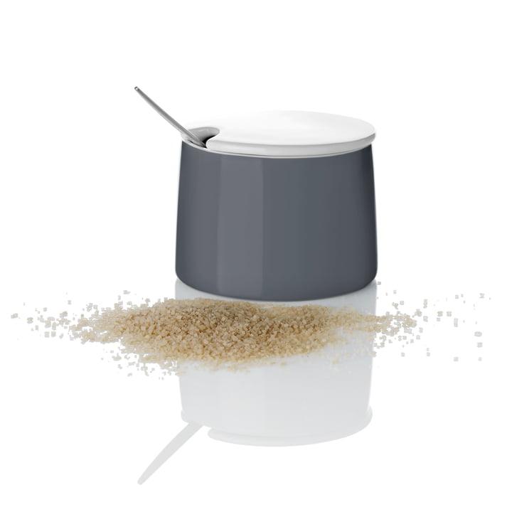Stelton - Emma Sugar Bowl, 0.2 l, grey