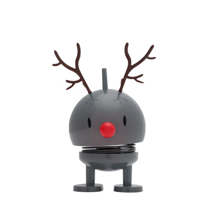Reindeer Bumble Baby Dancer by Hoptimist